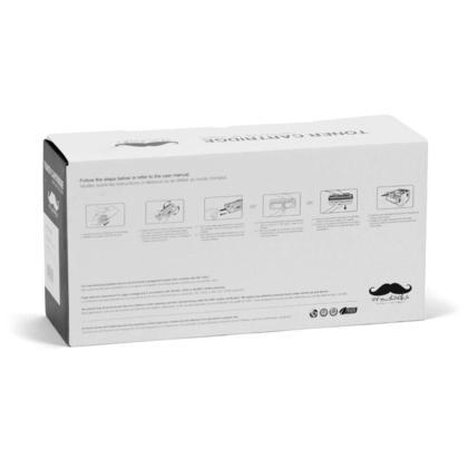 Compatible Brother  HL-L2305W Toner TN-630 Black  - Moustache@
