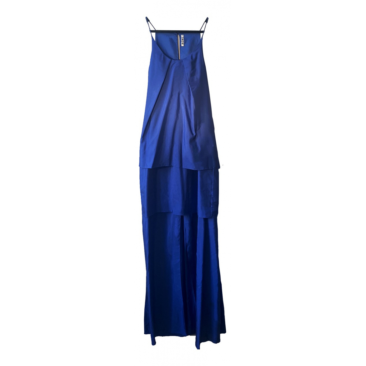 Maxi vestido de Seda Acne Studios
