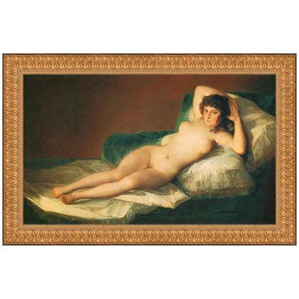 DA2153 41X27.5 The Nude Maja