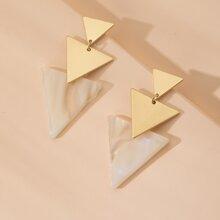 Dreieck-Ohrringe