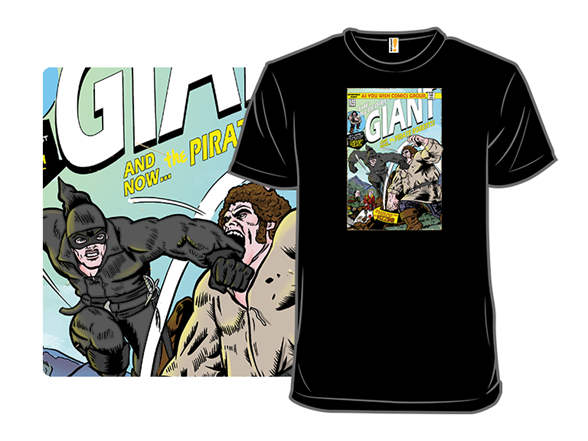 The Incredible Giant T Shirt
