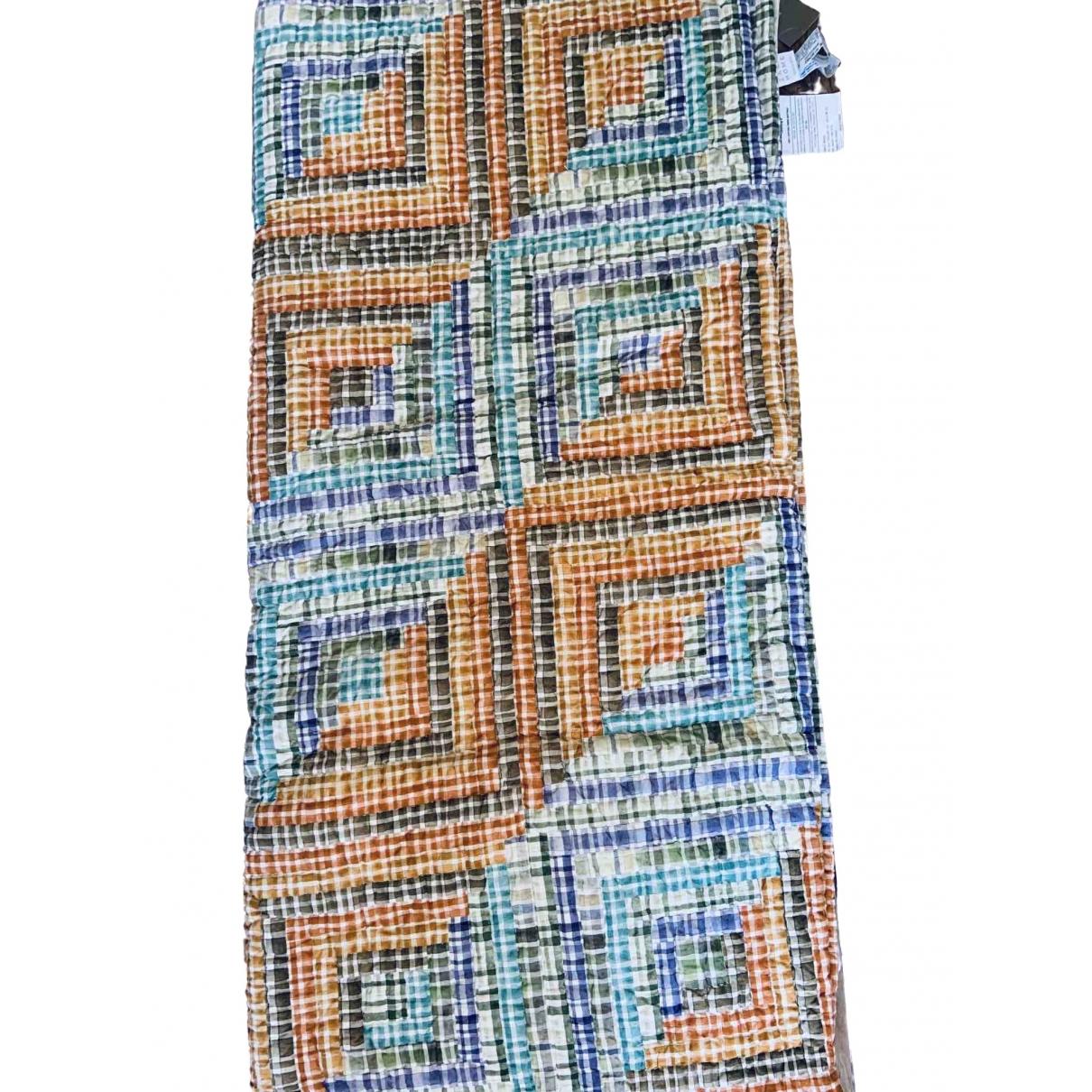 Zara - Linge de maison   pour lifestyle en coton - multicolore