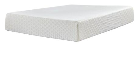 Chime 12 Inch Memory Foam Collection M72711 Twin Mattress with Ultra Plush Comfort Level  Super Thick Firm Support Foam and Stretch Knit Cover in