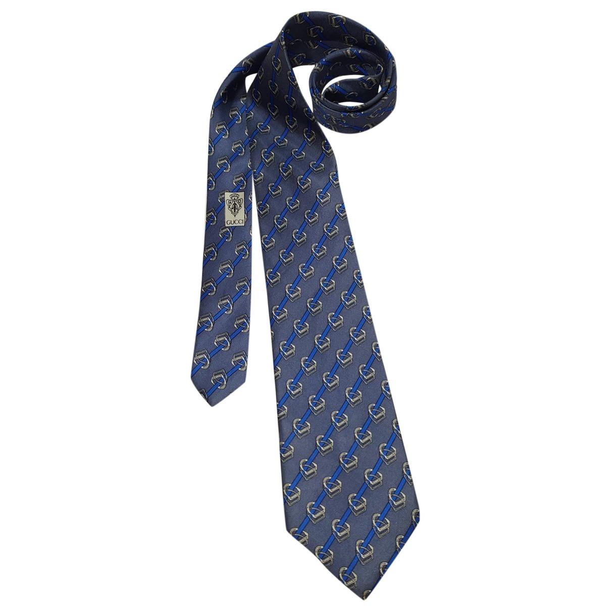 Gucci \N Multicolour Silk Ties for Men \N