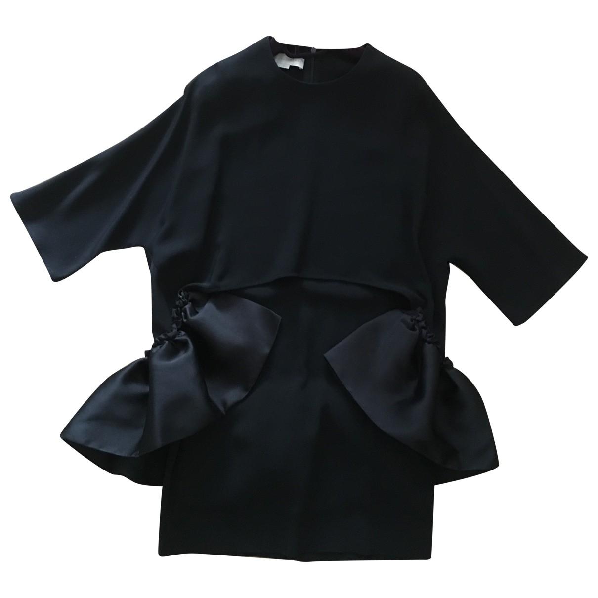 Mini vestido de Seda Stella Mccartney