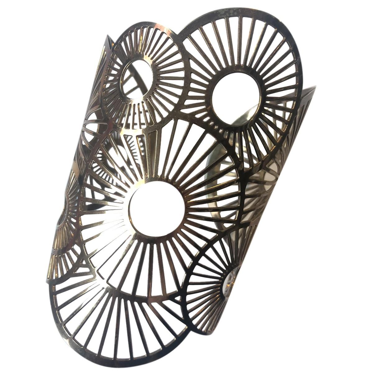 Lara Bohinc \N Armband in  Metallic Metall