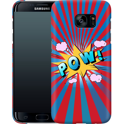 Samsung Galaxy S7 Edge Smartphone Huelle - Pow von Mark Ashkenazi