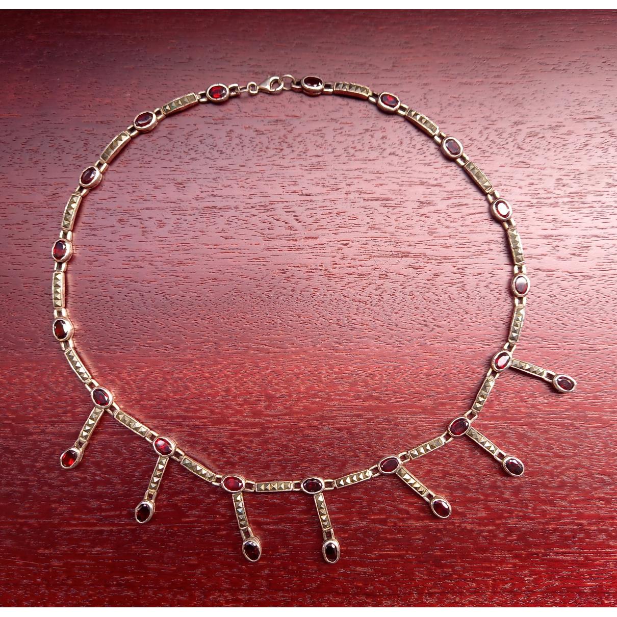 - Collier Chaines pour femme en argent