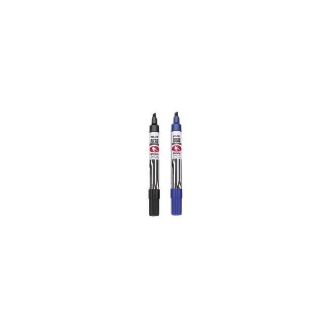 Pilot scbblu permanent marker broad chisel blue (Blue)