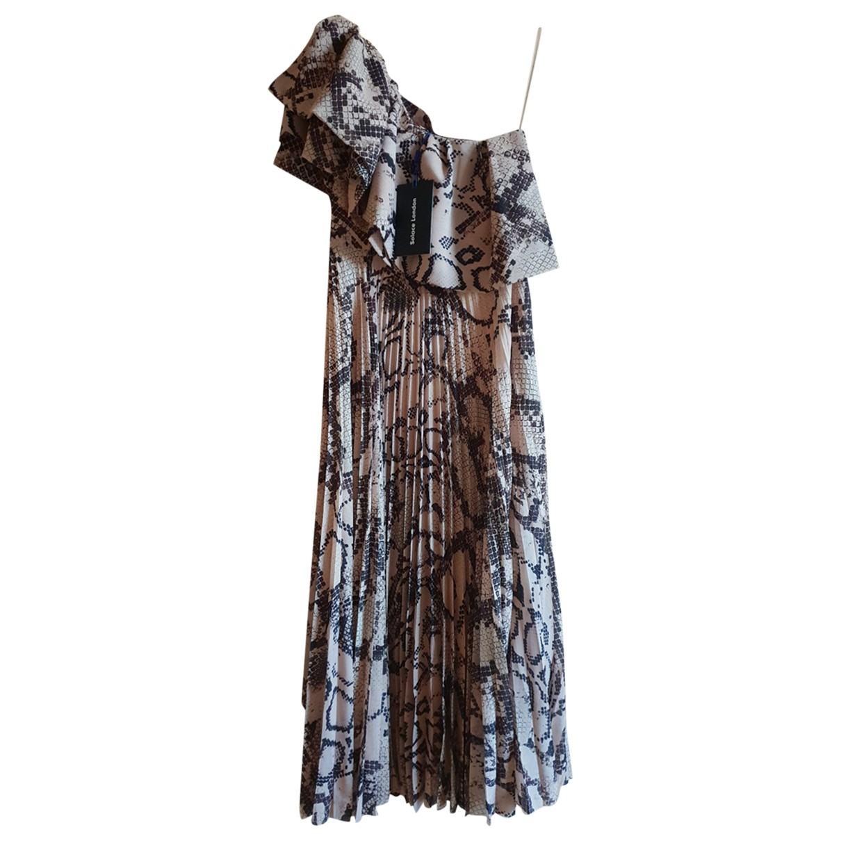 Solace London \N Brown dress for Women 10 UK