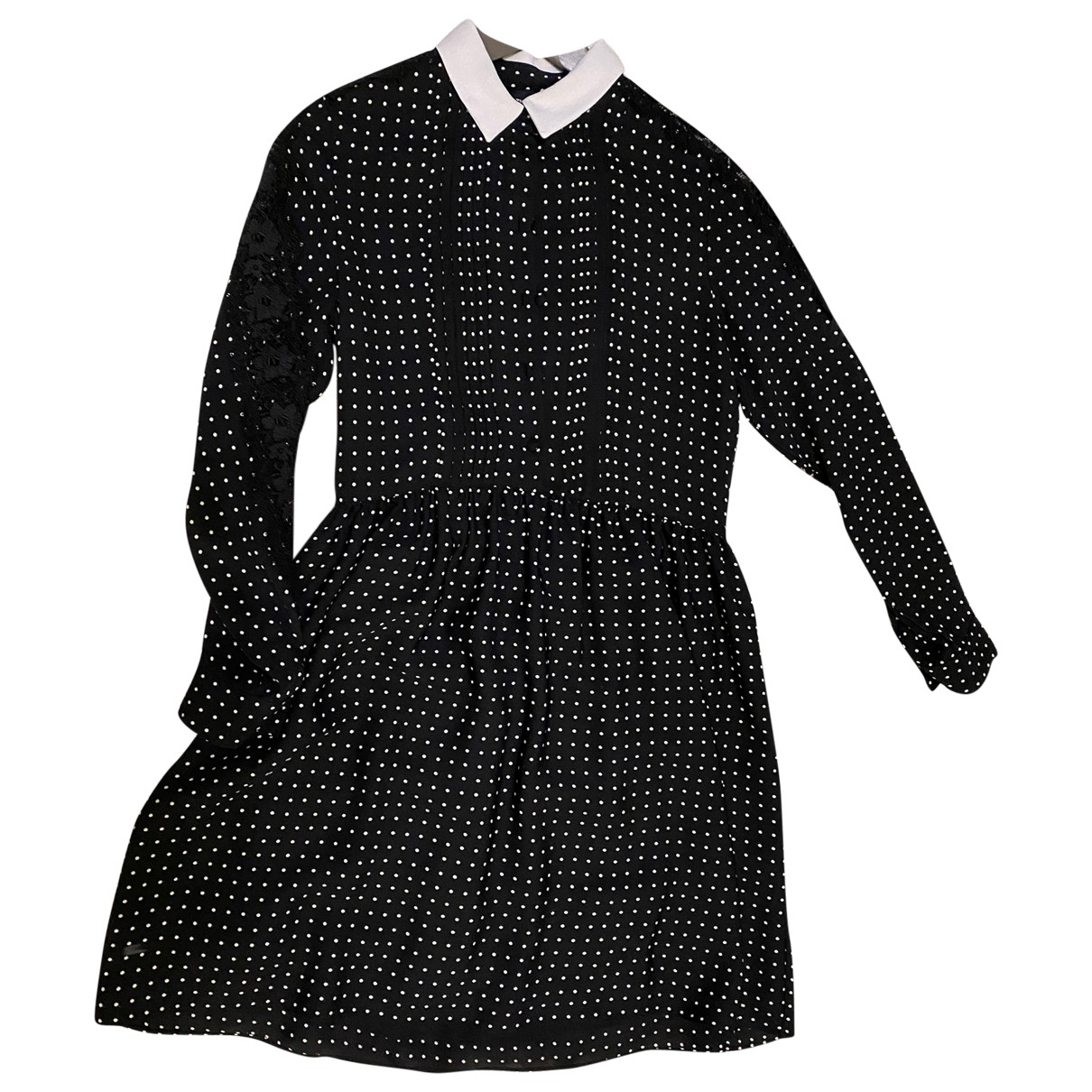 The Kooples - Robe   pour femme - noir