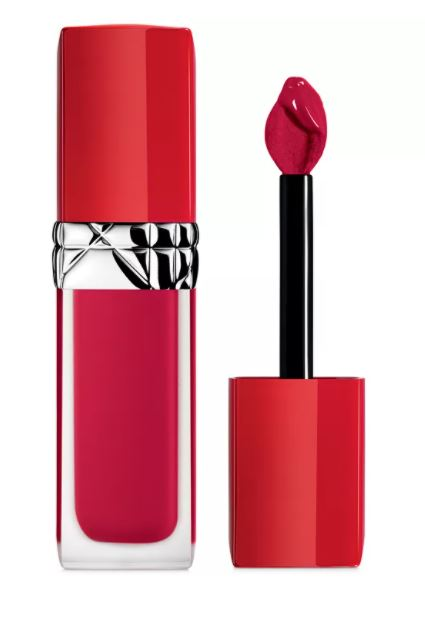 Rouge Dior Ultra Care Flower Oil Liquid Lipstick - 760 Diorette (Raspberry Pink)