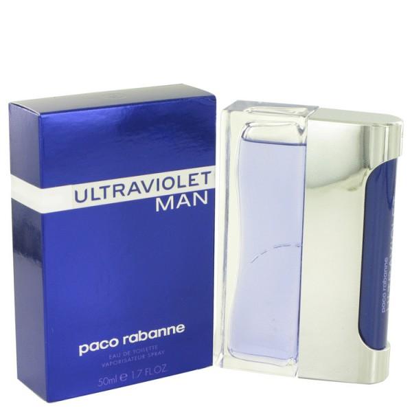 Ultraviolet Pour Homme - Paco Rabanne Eau de Toilette Spray 50 ML