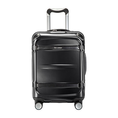 Ricardo Beverly Hills Rodeo Drive 19 Inch Hardside Luggage, One Size , Black