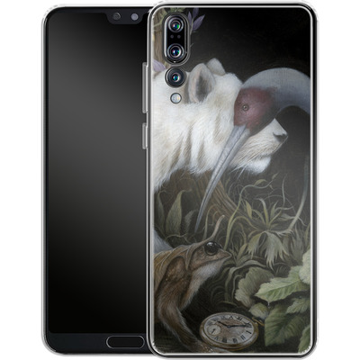 Huawei P20 Pro Silikon Handyhuelle - The Reclamation von Dan May