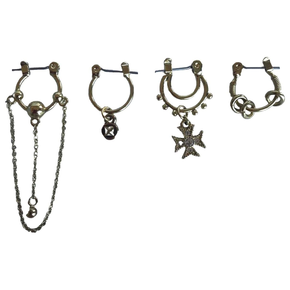 Luv Aj - Boucles doreilles   pour femme en metal - dore