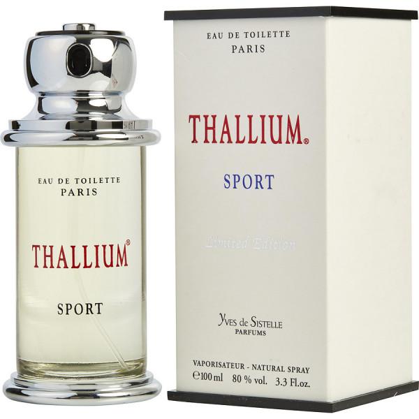 Thallium Sport - Parfums Jacques Evard Eau de toilette en espray 100 ML