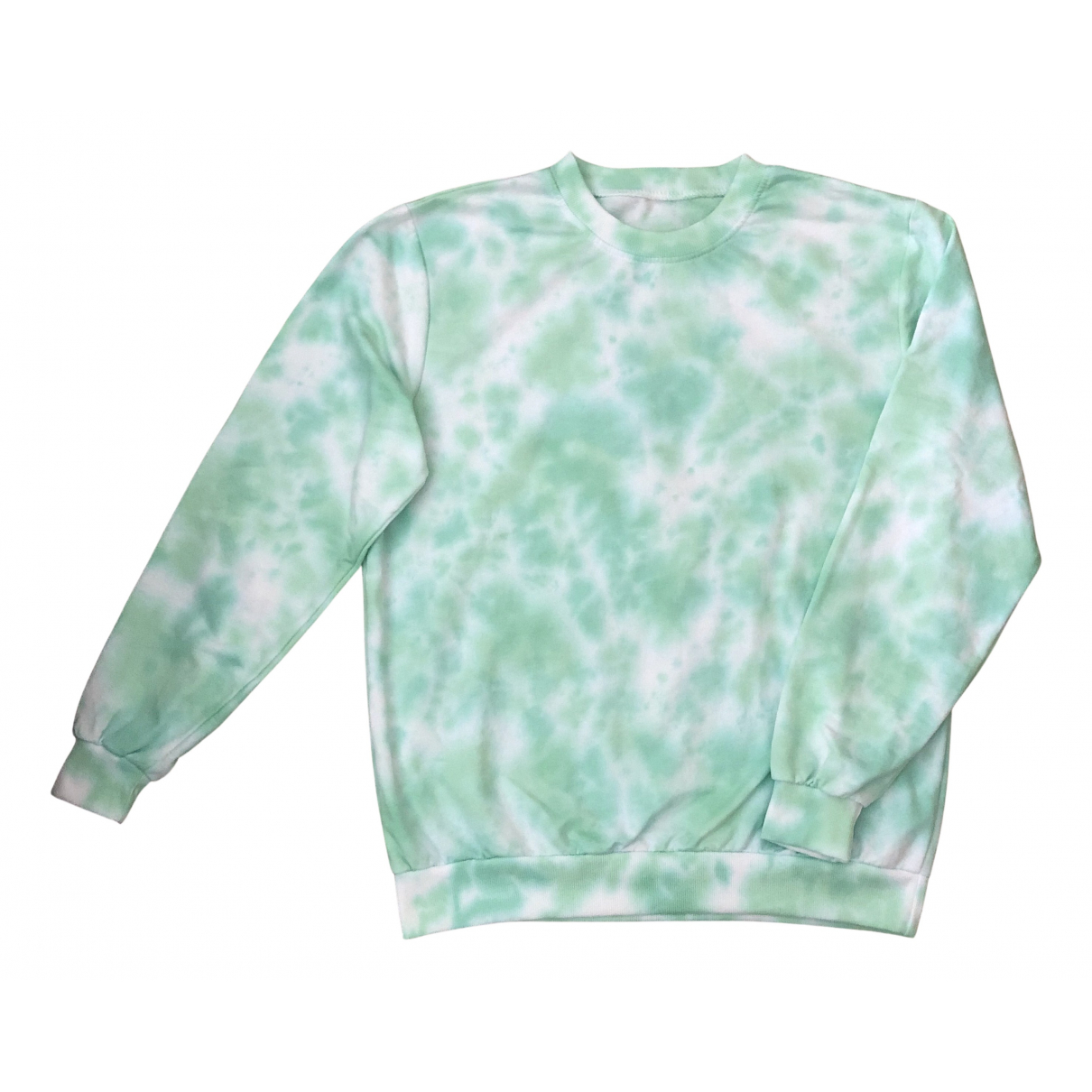 Reckless Minds N Green Cotton Knitwear for Women XL International