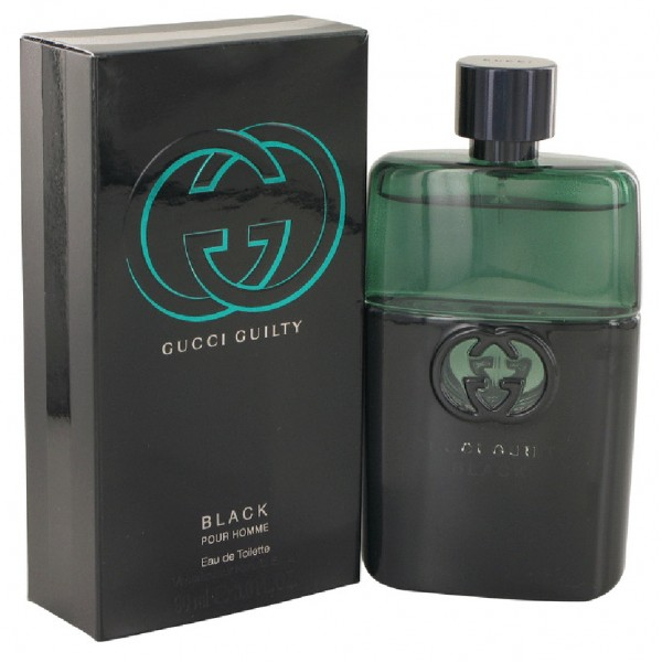 Gucci Guilty Black Pour Homme - Gucci Eau de toilette en espray 90 ML