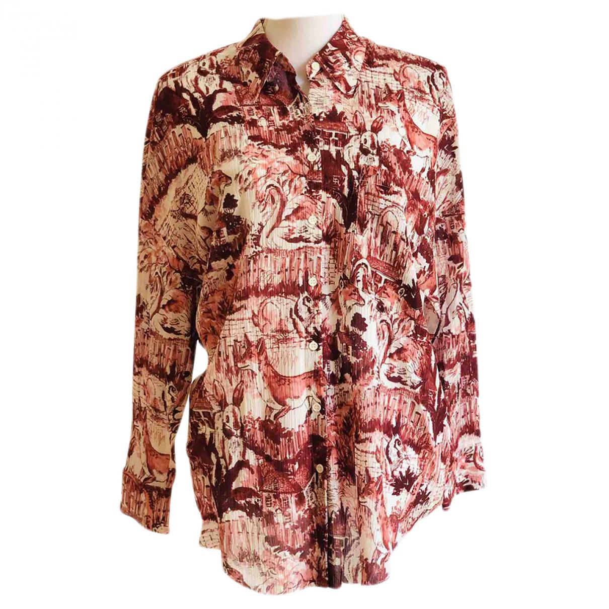 Bimba Y Lola - Top   pour femme en coton - rouge