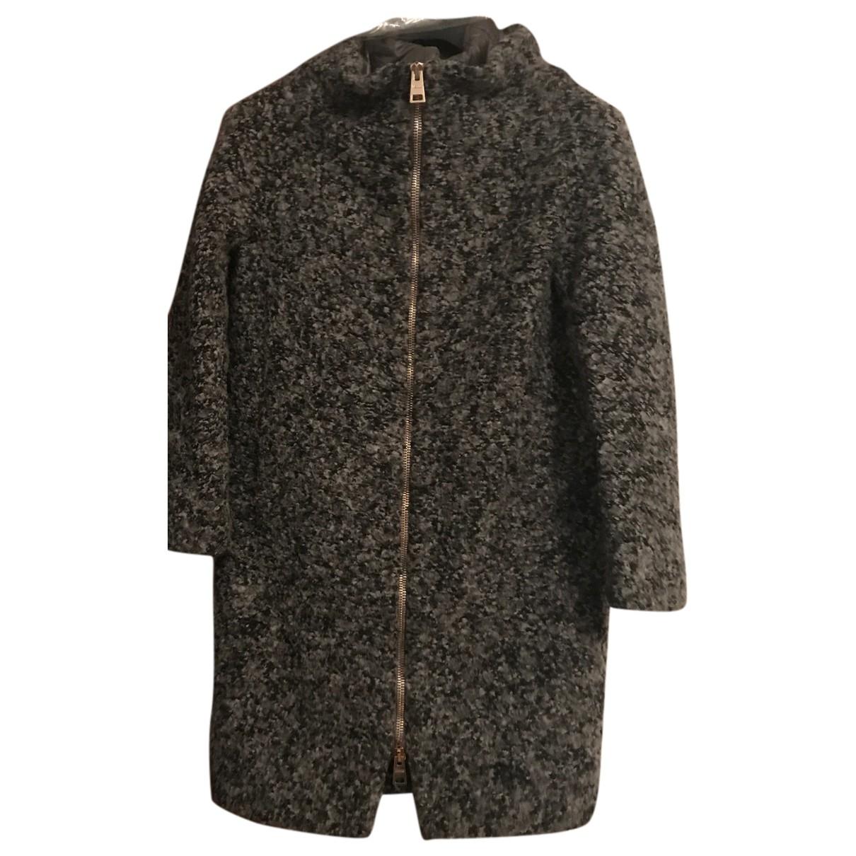 Herno \N Wool coat for Women 40 IT