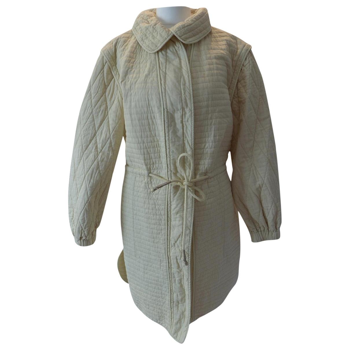 Isabel Marant \N Cotton coat for Women 36 FR