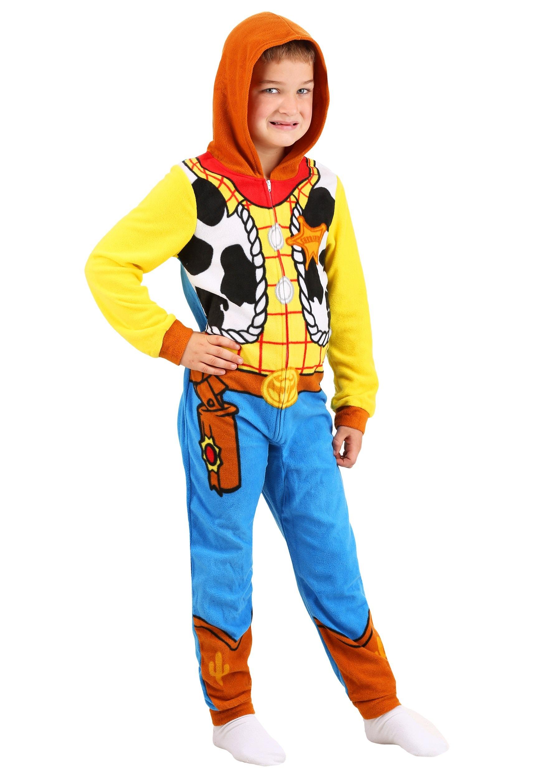 Woody Toy Story Boys Onesie