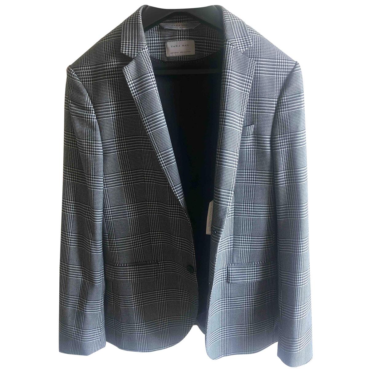 Zara N Grey jacket  for Men 52 IT