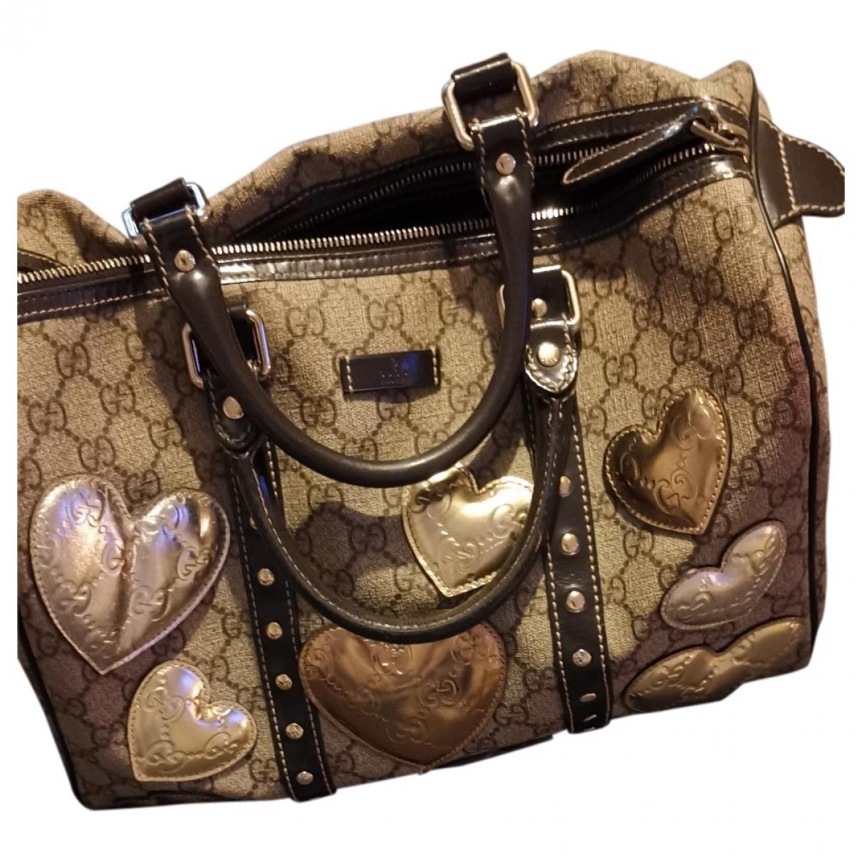 Gucci \N Cloth handbag for Women \N