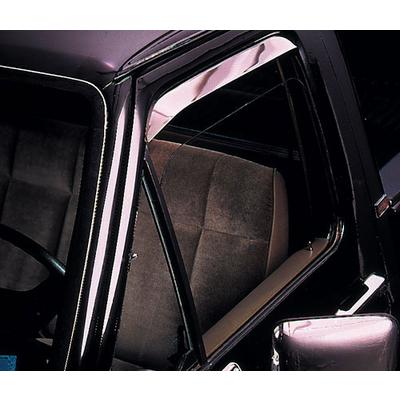 Auto Ventshade Stainless Ventshade (Stainless Steel) - 12688