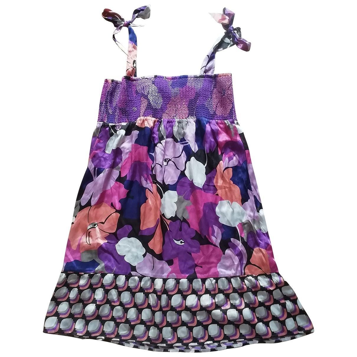 Vestido de Seda Set