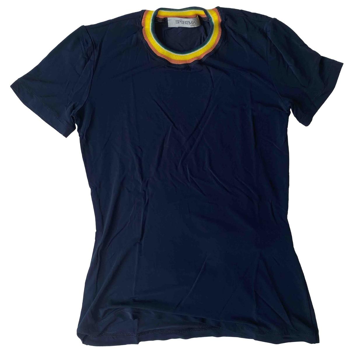 Sport Max - Top   pour femme - bleu