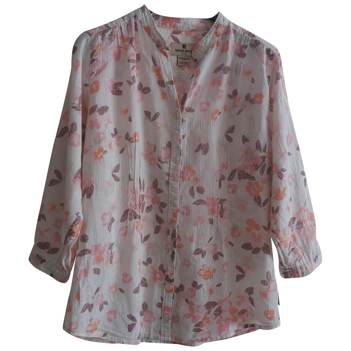 Woolrich \N Multicolour Cotton  top for Women S International