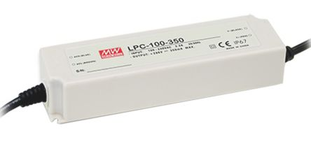 Mean Well Constant Current LED Driver 100W 100 → 200V