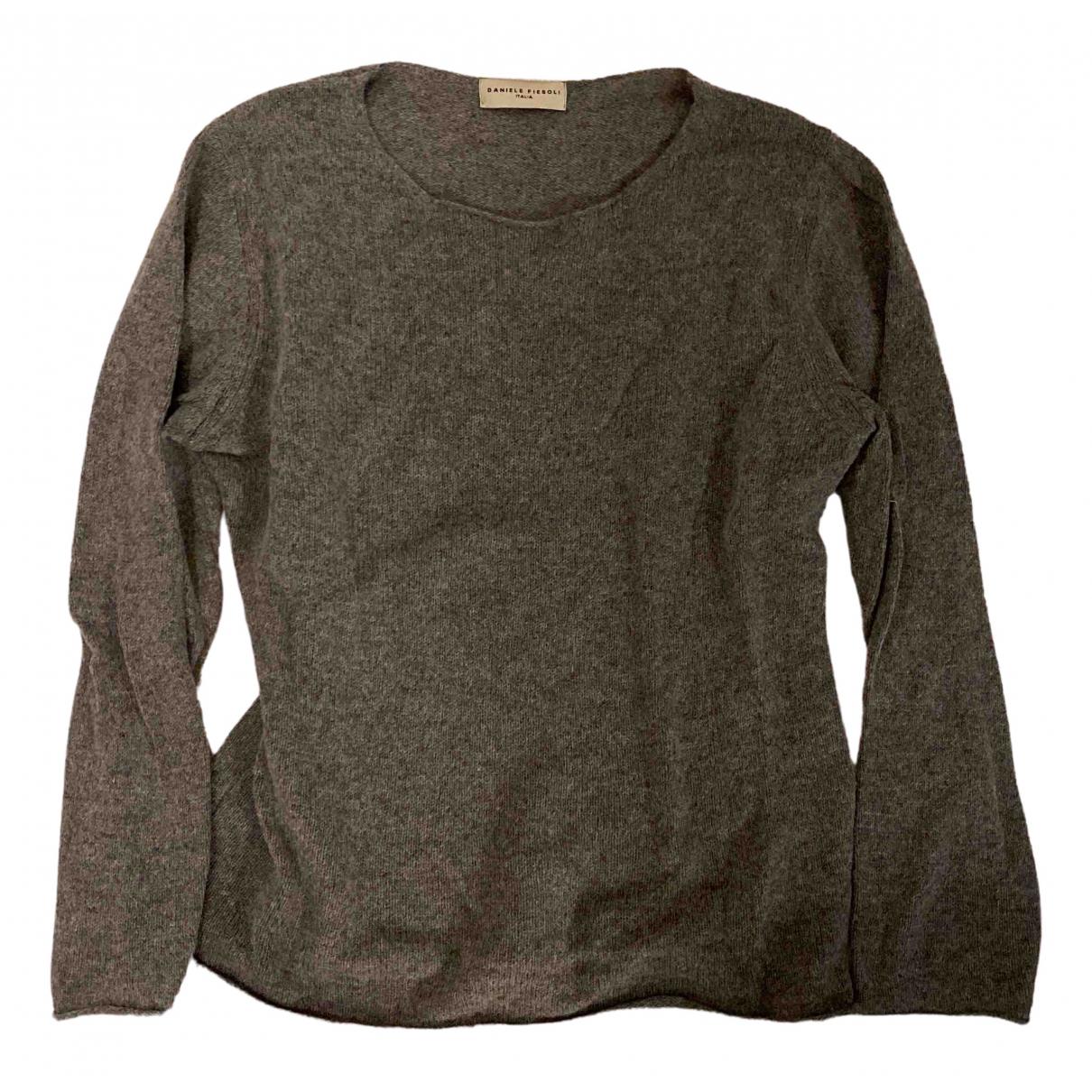 Non Signe / Unsigned \N Pullover.Westen.Sweatshirts  Grau