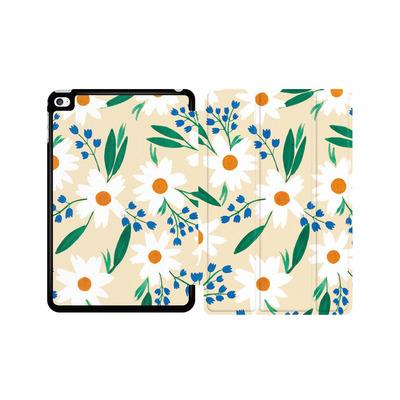 Apple iPad mini 4 Tablet Smart Case - Daisy Chain von Iisa Monttinen