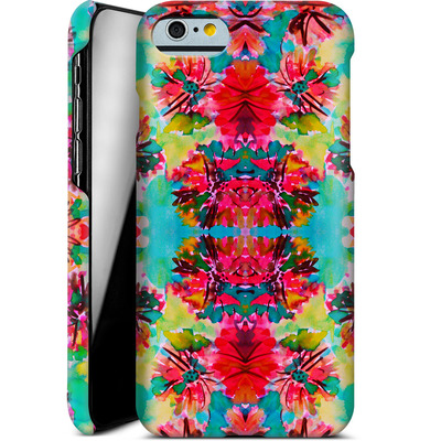 Apple iPhone 6 Smartphone Huelle - Tropical Floral von Amy Sia