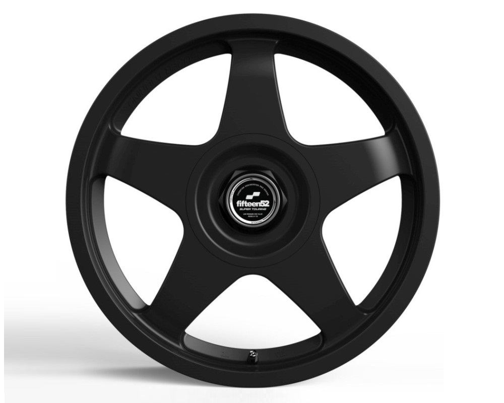 Fifteen52 Chicane Wheel Asphalt Black 20x8.5 5x112|5x114.3 35mm