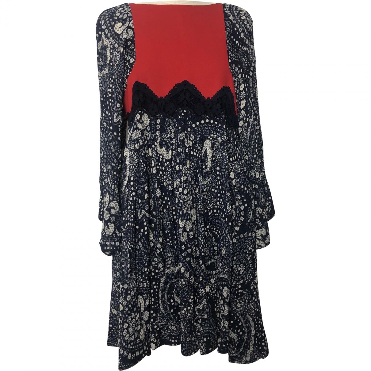 Chloé \N Multicolour dress for Women 34 FR