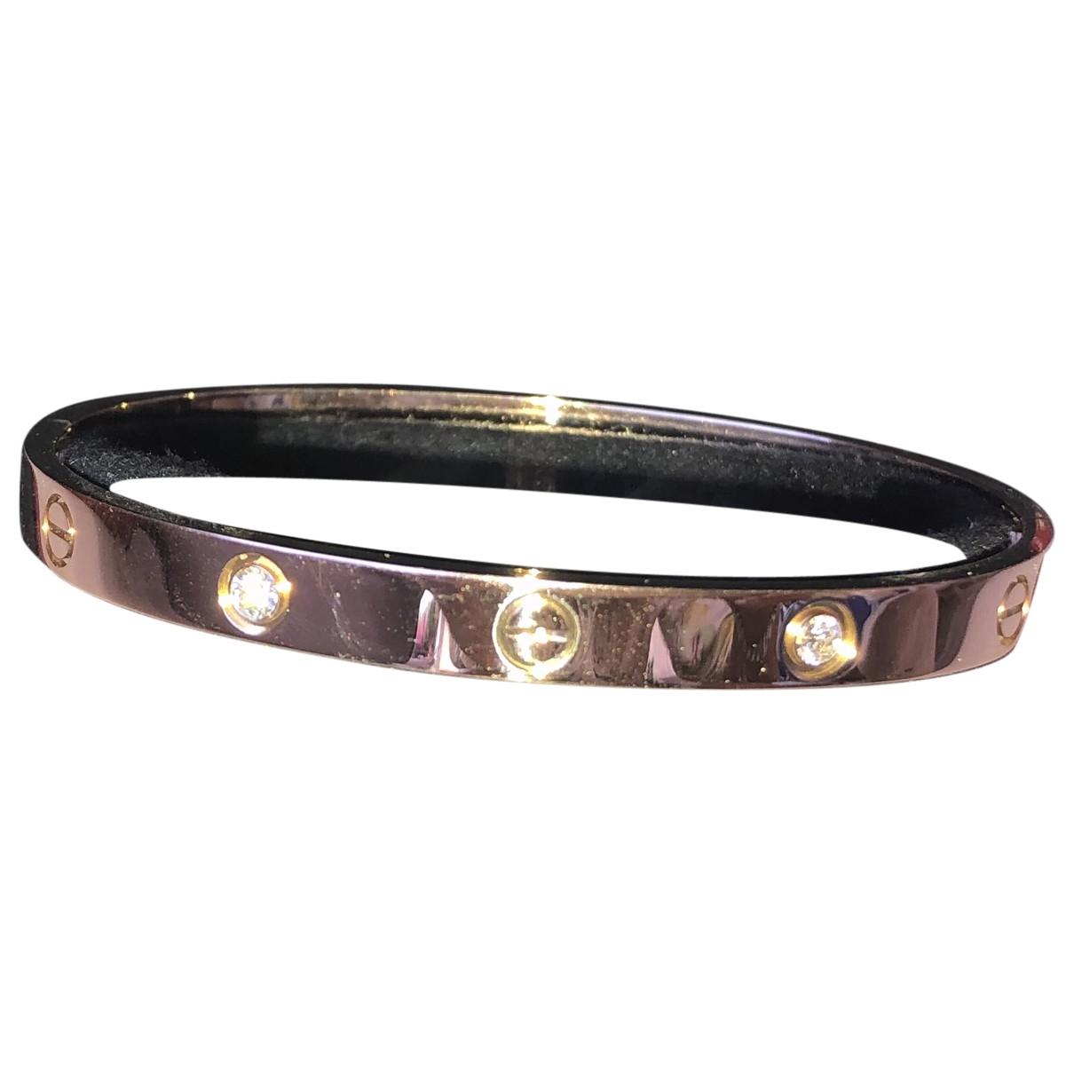Cartier Love Pink gold bracelet for Women \N