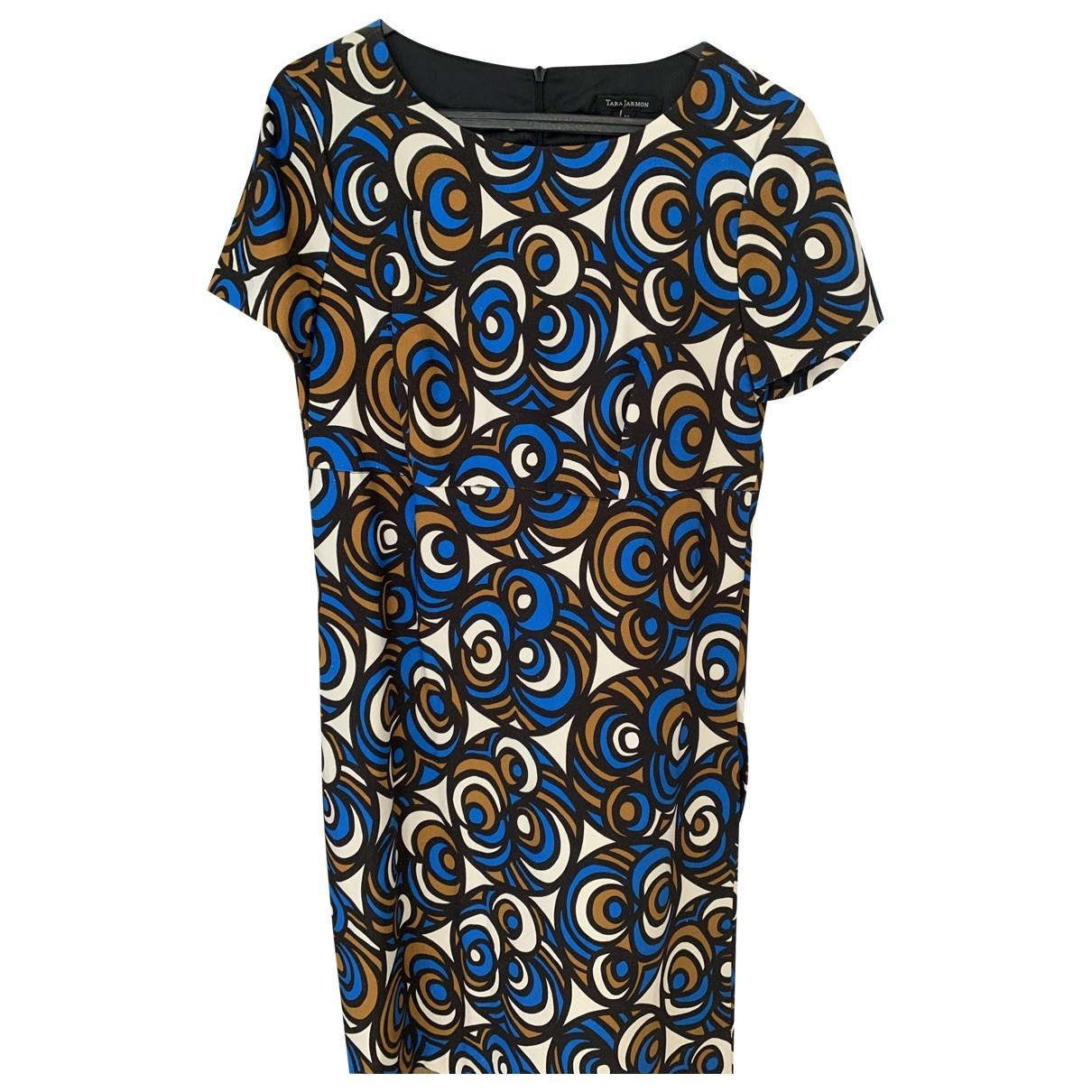 Tara Jarmon \N Kleid in  Bunt Baumwolle