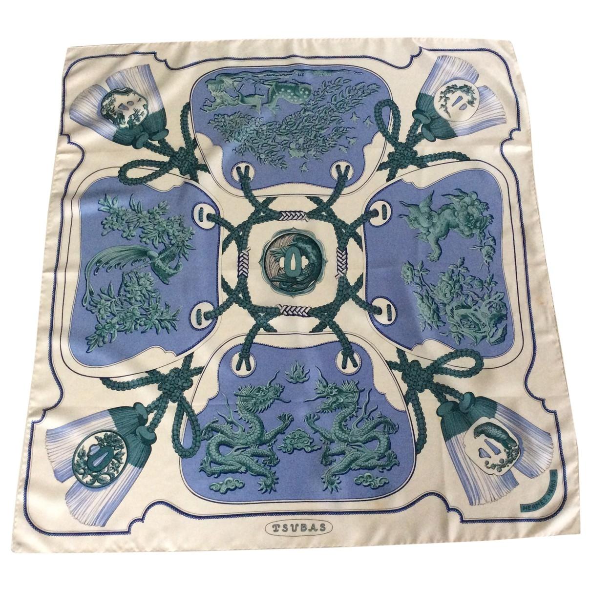 Pañuelo de Seda Hermes