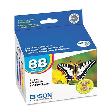 Epson T088520 Original Colour Ink Cartridge Combo C/M/Y