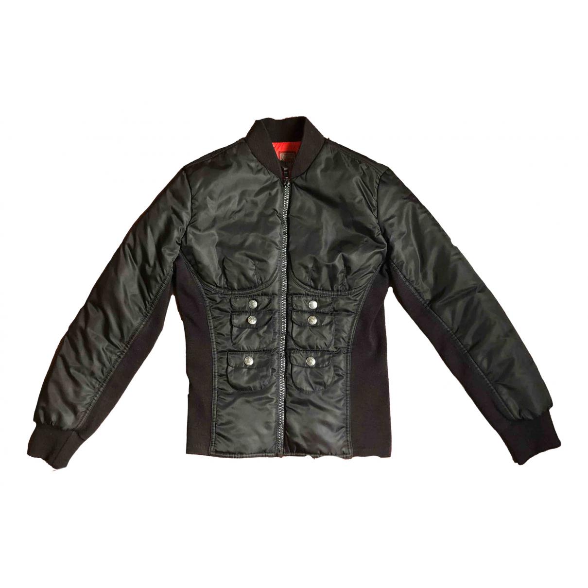 Jean Paul Gaultier \N Black jacket for Women M International