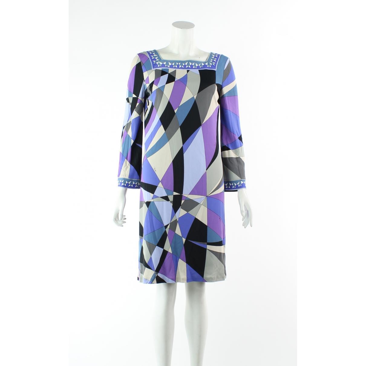 Emilio Pucci \N Multicolour dress for Women 10 US
