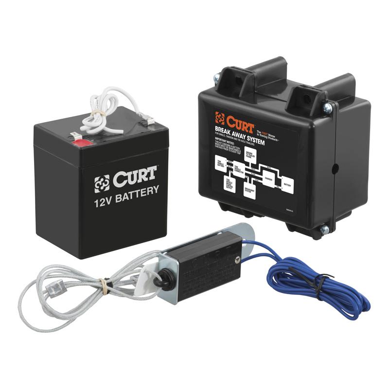 Curt 52041 Soft-Trac 1 Breakaway Kit