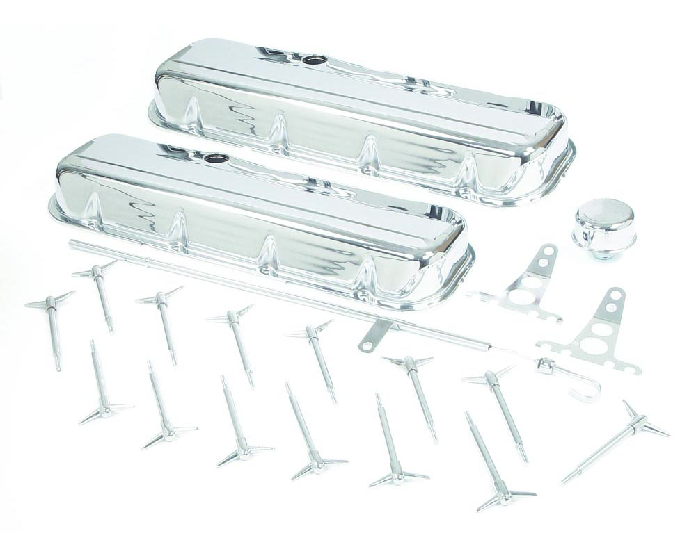 Mr. Gasket Chrome Engine Dress-Up Kit