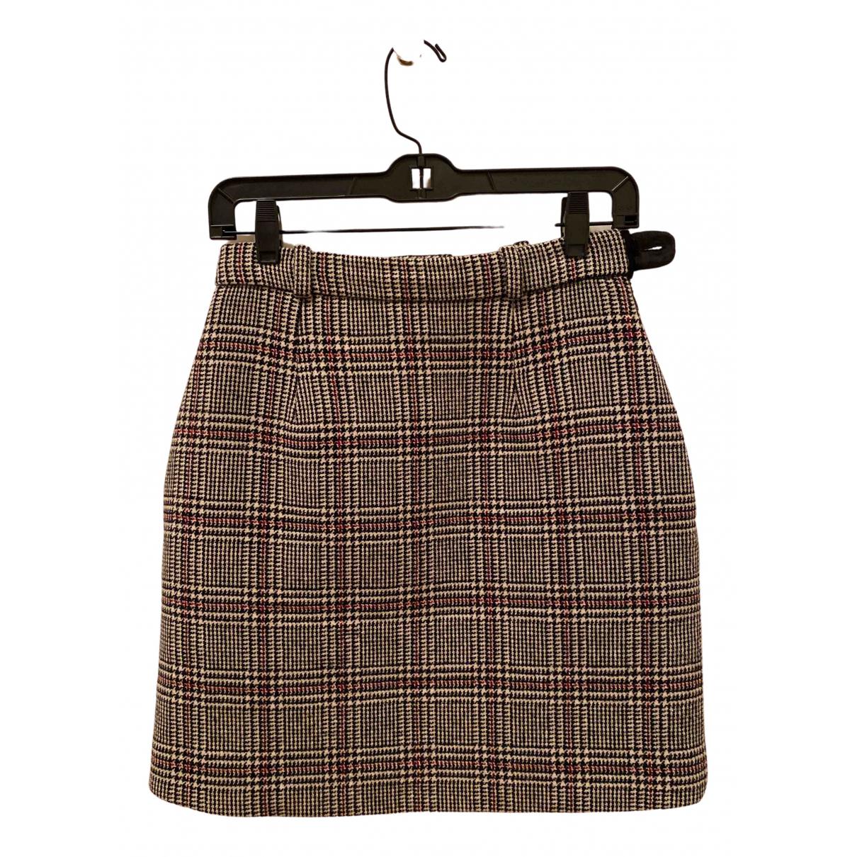 Mini falda de Lana Carven