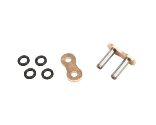 Fire Power Parts 692-6203G O-Ring Rivet Master Link 530 Gold