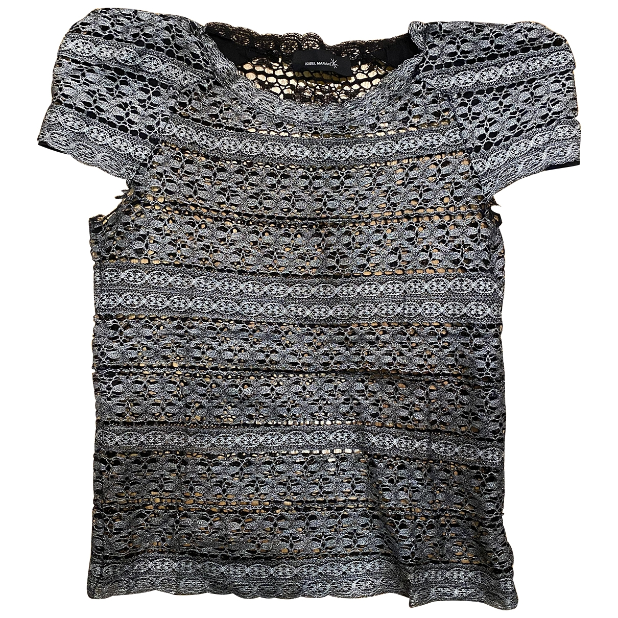 Isabel Marant Etoile \N Top in  Silber Spitze